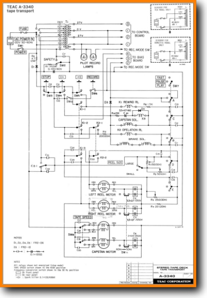 Teac A-3440 Tape Player - On Demand PDF Download | English on shimano parts schematics, engine schematics, electric schematics, daiwa parts schematics, wire schematics, abu garcia schematics, ambassadeur 6500 striper drag schematics, trailer schematics,
