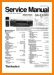 Technics SAEX-300 Amp Receiver Main Technical Manual - PDF & Tech Help* | English