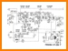 Toshiba RT-294-F Portable Stereo Main Schematics - PDF & Tech Help* | Hungarian