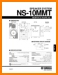 Yamaha NS-10-MMT Loudspeaker Main Technical Manual - PDF & Tech Help* | English