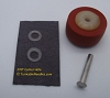Cassette Tape Deck Pinch Roller 1499-70 Red