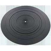 100% Silicone Platter Mat