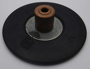 217 888 Type Idler Wheel for Several Dual Turntables - our #1499-69