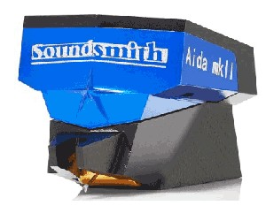 Soundsmith Aida Mk II HiOut Fixed Coil Moving Iron Phono Cartridge | TurntableNeedles