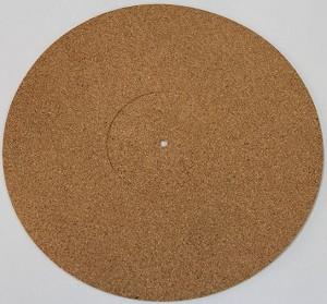 Cork Turntable Platter Mat