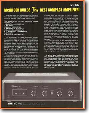 mcintosh mc 502 solid state amp receiver on demand pdf download