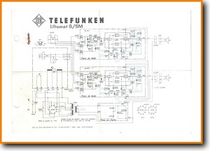 Telefunken Liftomat S Turntable Record Player On Demand