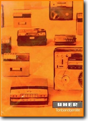 Uher Catalog 1960 Tape Player Addendum - B Article - PDF & Tech Help* | German