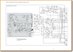 Aiwa HVGX-910 VCR Main Schematics - PDF & Tech Help* | English