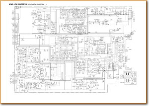 Aiwa LCX-358 Mini Shelf System Main Schematics - PDF & Tech Help* | English