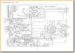 Aiwa NSXSZ-2-X Mini Shelf System Main Schematics - PDF & Tech Help* | English