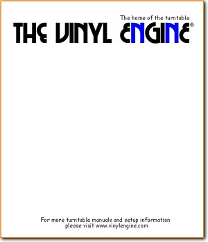 Dual CS-650-RC Turntable Record Player Main Technical Manual - PDF & Tech  Help* | English