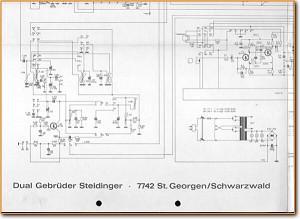 Dual KA-50 Mini Shelf System Main Technical Manual - PDF & Tech Help* |  German