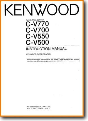 Kenwood Cv 700 Solid State Amp Receiver On Demand Pdf Download
