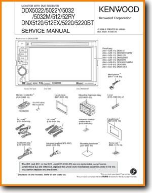 Kenwood Dnx512 Wiring Diagram - Wiring Schematics on