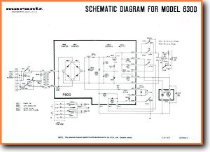 Marantz 6300 turntable owners instruction manual | ebay.