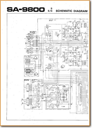 Pioneer Sa 9800 Solid State Amp Receiver On Demand Pdf