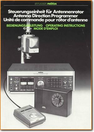 Revox B 760 Tuner On Demand Pdf Download Englishaddendumb
