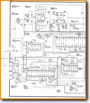 Technics SUX-501 Amp Receiver Main Technical Manual - PDF & Tech Help* | English