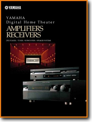 Yamaha Catalog xxxx xxxx Amp Receiver Main Article - PDF & Tech Help* | English