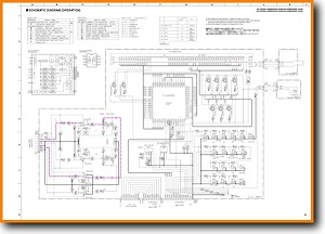 Yamaha DSP Amp Receiver Main Schematics - PDF & Tech Help* | English