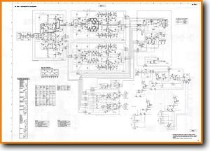 Yamaha Amp Schematic on
