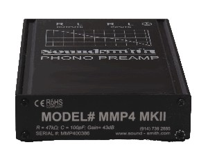 Soundsmith MMP4 Phono Preamp | TurntableNeedles