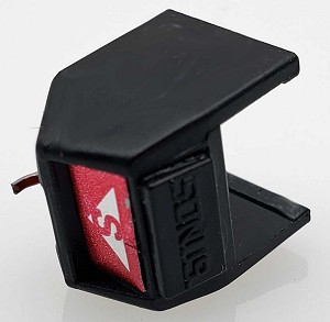 Sonus Black Badge - Red S Plate